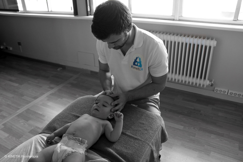 Fisioterapia pediátrica Bilbao